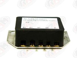 spanningsregelaar 6V electronisch ES/TS 125/150/250