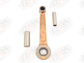 DRIJFSTANG set jawa 353 (PERAK 22X55/15X56 mm  piston pen 15 mm)