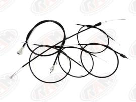 kabelset ES150 (kleur zwart)