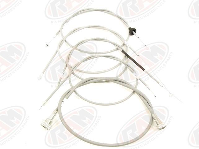 kabelset ES 250/2 (kleur grijs)