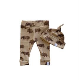 Newborn set - Rhino