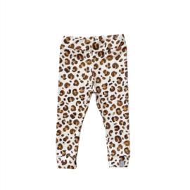 Broekje - Leopard Brown