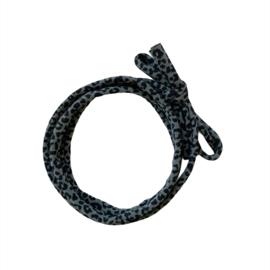 Strikbandjes - Leopard khaki