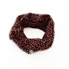 Colsjaal -  Velvet leopard terra