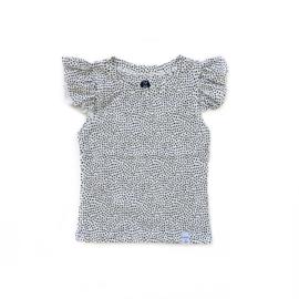 Shirt - RUFFLE dots