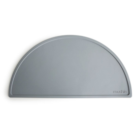 Mushie Siliconen Placemat - Stone