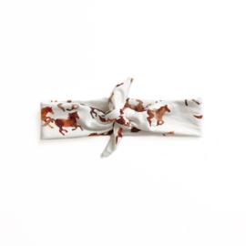 Haarband Breed - Paarden