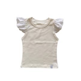 Shirt - RUFFLE Romantiek
