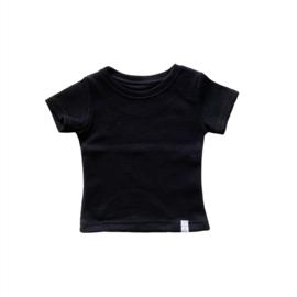 Shirt - Basic zwart