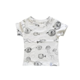 Shirt - Pufferfish Grey