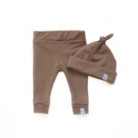 Newborn set - Bruin