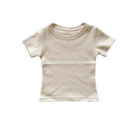 Shirt - Basic Naturel
