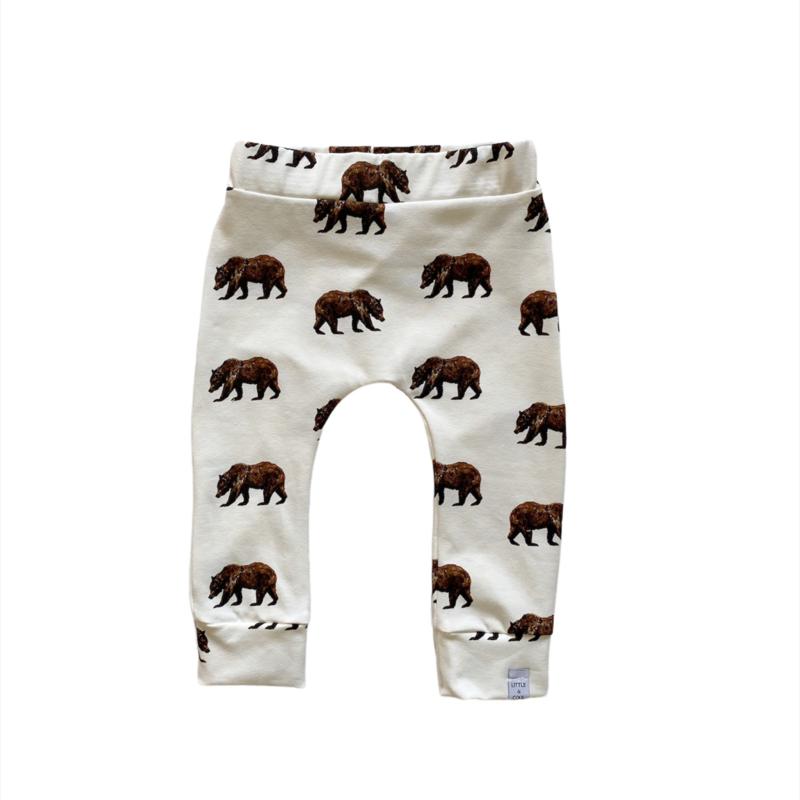 Broekje - Bear brown