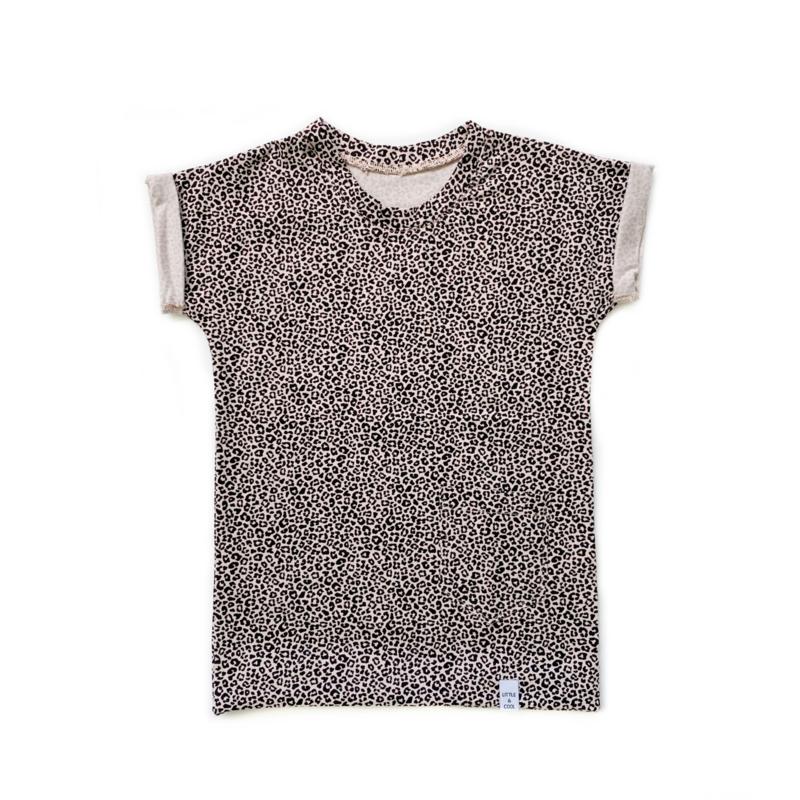Jurkje - Leopard pink