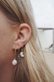 Chip Stones Earring Set