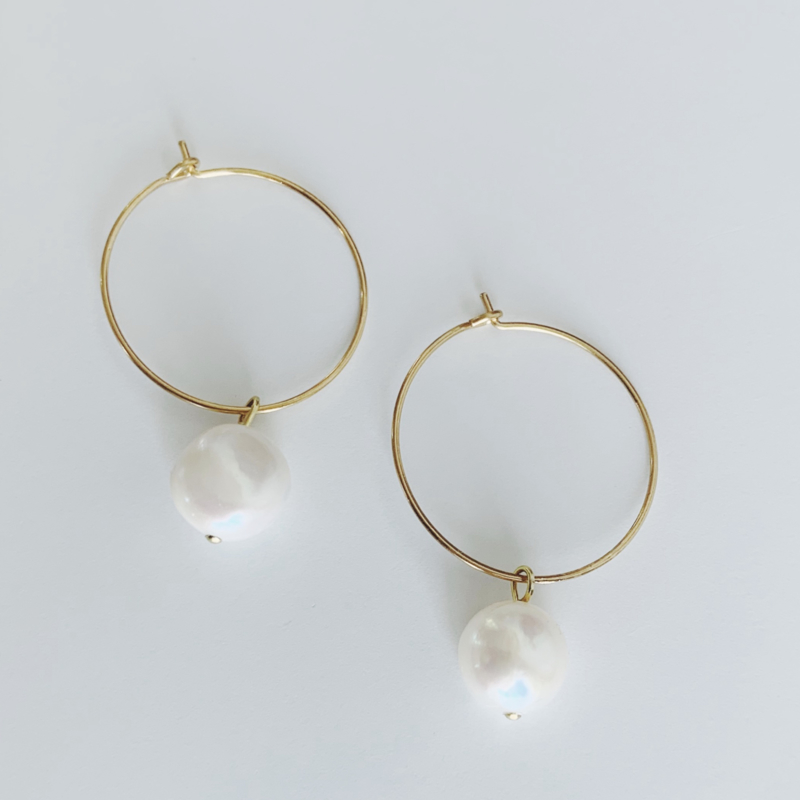 Earring set 'Pearl Party'