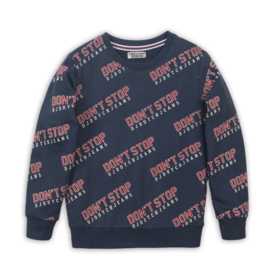 DON'T STOP, SWEATER
