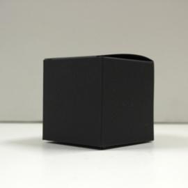 kubus zwart