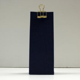 hoge doos met gaatje, nachtblauw