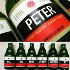 Vedett set vraag peter