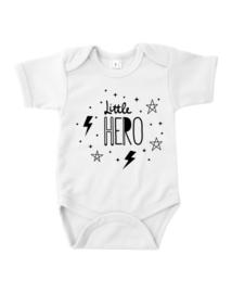 Romper Little Hero, maat 56