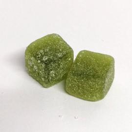 snoepblokjes groen