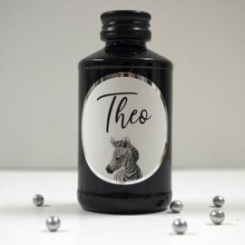 10 gepersonaliseerde flesjes hendricks gin