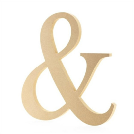 Ampersand blankhout