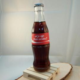 Coca Cola flesje