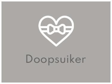 Doopsuiker, doopsuiker met naam, doopsuiker bestellen | Bookadee