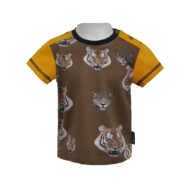 Legends  Mini t-shirt  Oscar jr Brown