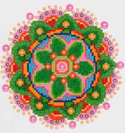 flower mandela