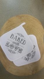 Pannenlap baked love