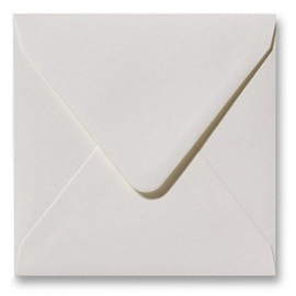 Vierkante enveloppen per 20 st.