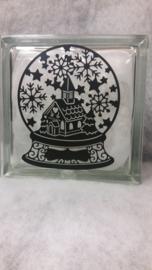 snowglobe kerk