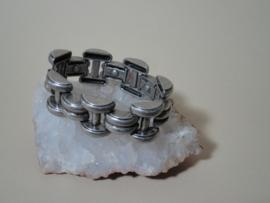 Zware armband metaal