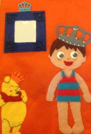 Cursus leerboek voor kinderen