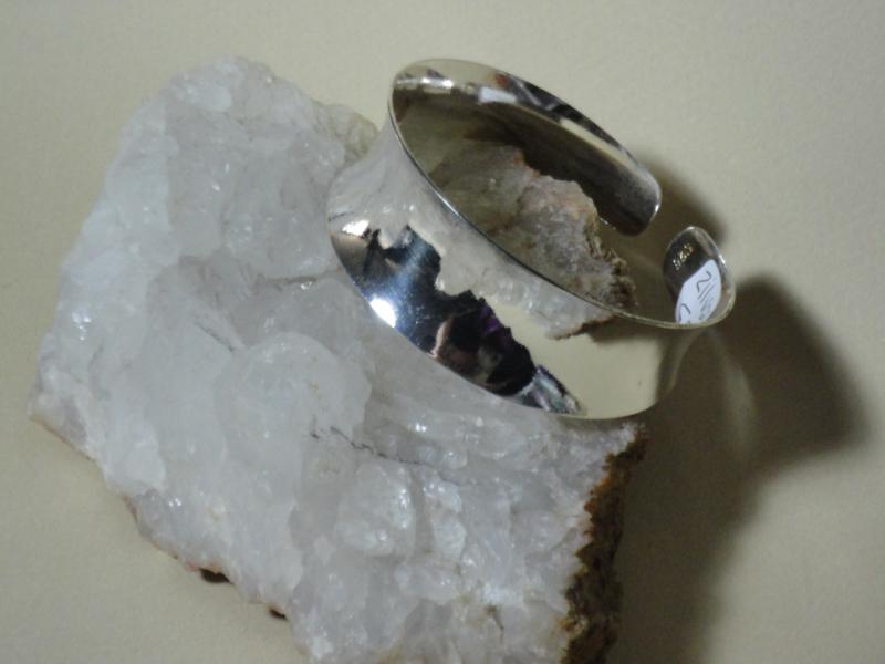 Zilver 925 Manchet armband