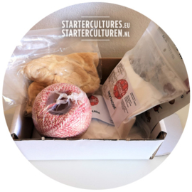 All in one charcuterie starter kit