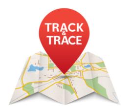 Track and Trace -  Denemarken, Frankrijk,  Italië, Luxemburg, Oostenrijk, Spanje, UK, Zweden