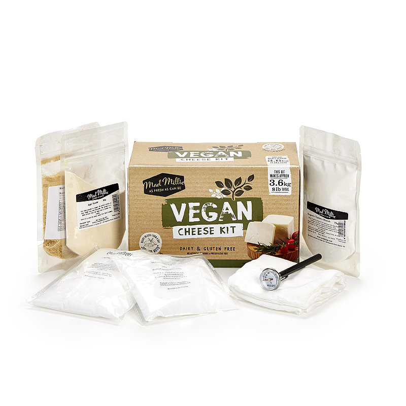 Vegan cheese starter kit