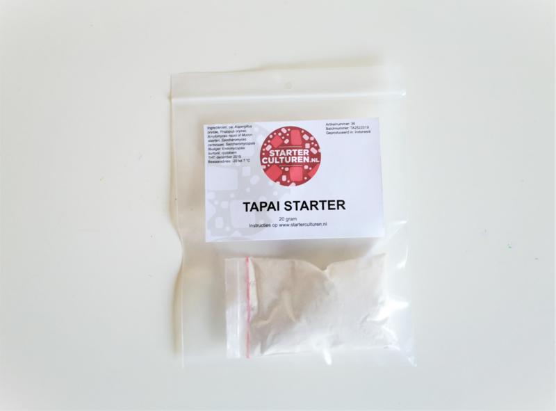 Tape (tapai, tapay, lao-chao of khao-mak) starter