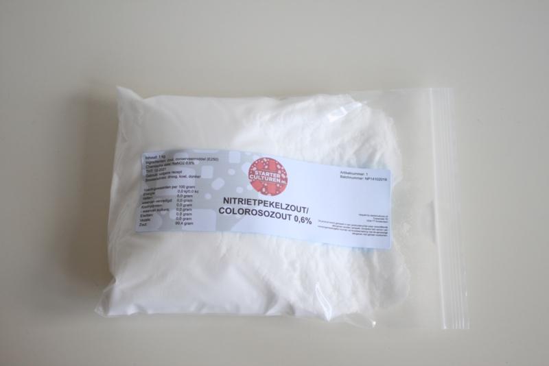 Nitrietpekelzout/Colorosozout