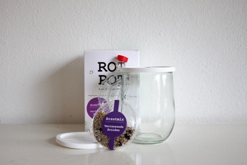 Rotpot groente fermentatieset