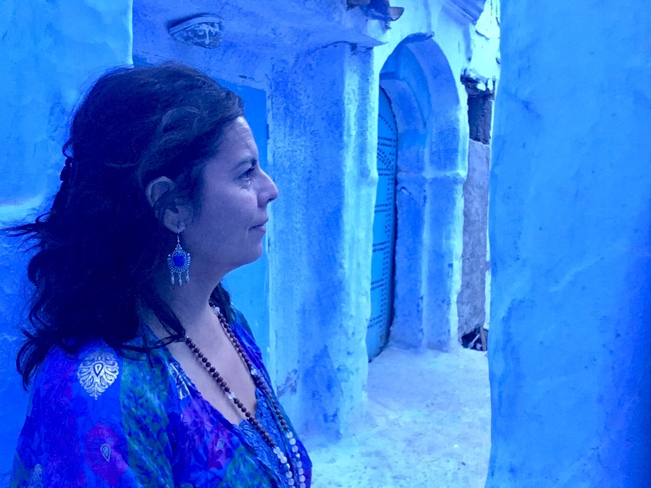 Chefchaouen- the Blue pearl