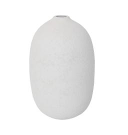 Vaas steen wit