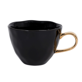 URBAN NATURE CULTURE GOOD MORNING CUP, BLACK