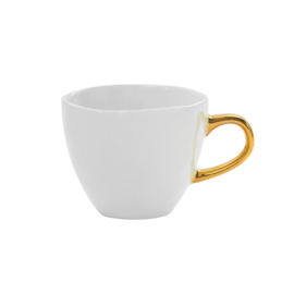 URBAN NATURE CULTURE GOOD MORNING CUP MINI, WHITE