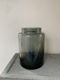 Zwarte vaas M