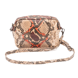 Zebra Trends Natural Bag Nova Snake